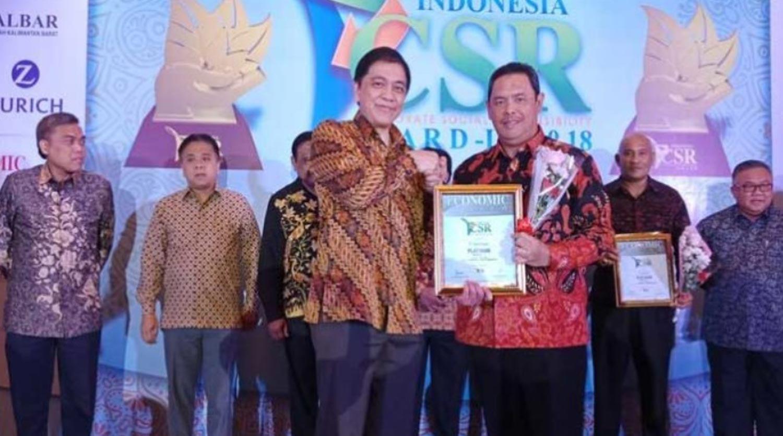 Penerapan CSR Secara Berkelanjutan oleh Bank SUMUT Berbuah Penghargaan
